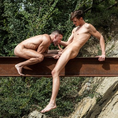 Braxton Boyd and Manuel Skye - Raw - Lucas Entertainment photo gallery
