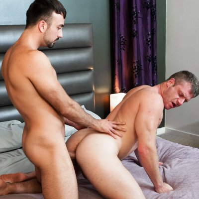 Mason Lear gives it to Brian Bonds - Icon Male photo gallery