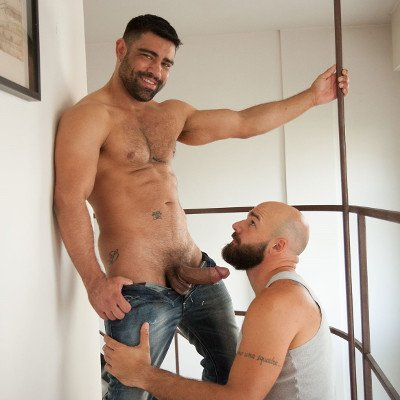 Max Duro and Wagner - Lucas Kazan photo gallery