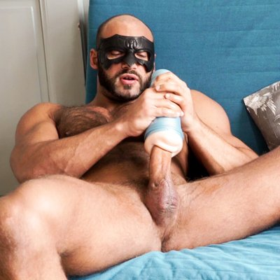 Thomas Friedl and the Fleshlight - Maskurbate photo gallery