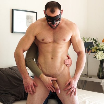 Obaid shoots his load - Maskurbate photo gallery