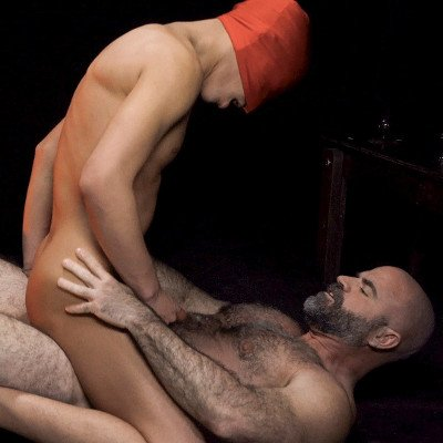 Elder Brier rides Bishop Angus - Raw - Missionary Boys photo gallery