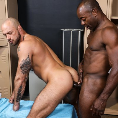 Jessie Colter is rammed by Aaron Trainer - Raw - Pride Studios photo gallery