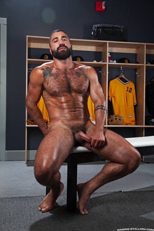 Ricky, Sharok And Wade - Raw - Raging Stallion  Bananaguide-2845