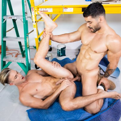 Arad Winwin slams Ian Frost - Raw - Hot House photo gallery