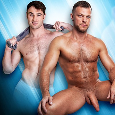 Wade Wolfgar and Michael Boston - Naked Sword photo gallery