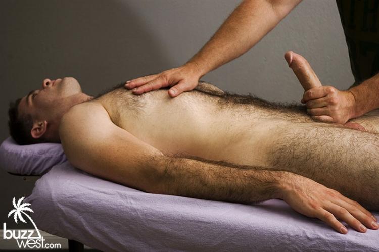 Homo naked massage photo
