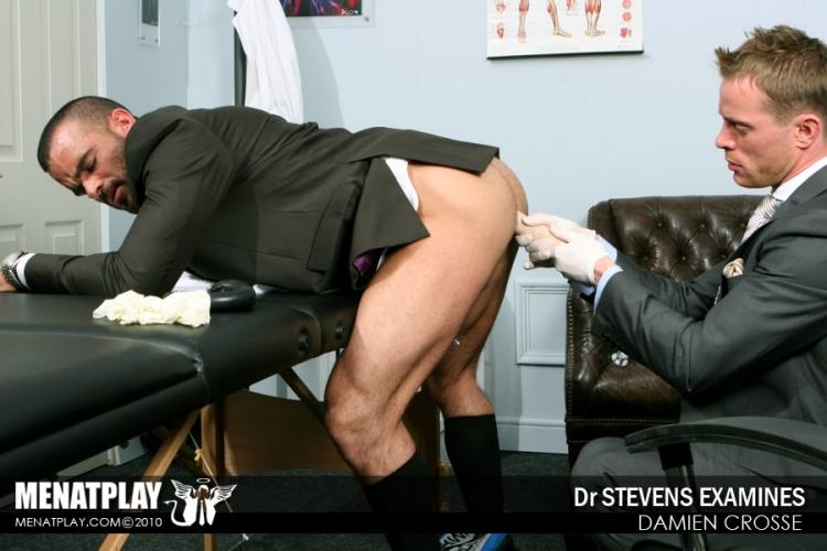 Dr stevens damien crosse