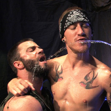 Tommy, Kennedy and Jake - Fetish Force photo gallery