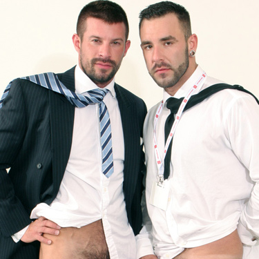 Kyle and Bruno - Men at Play photo gallery