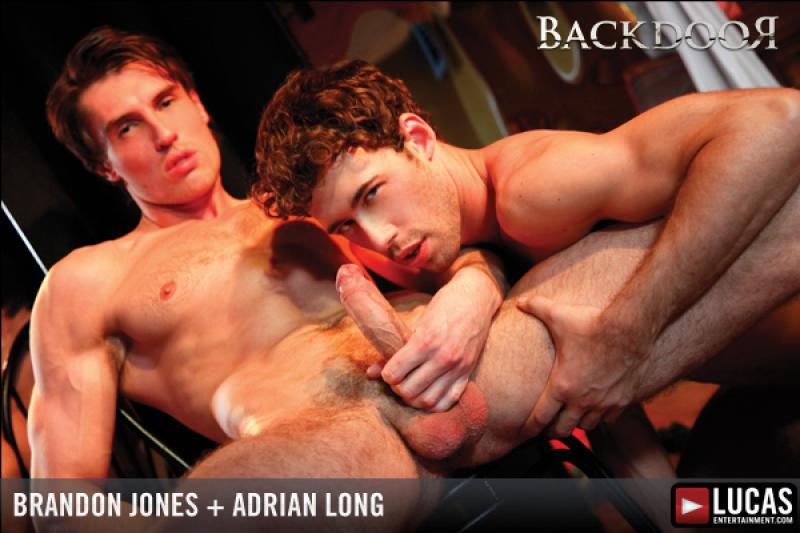Backdoor gay porn