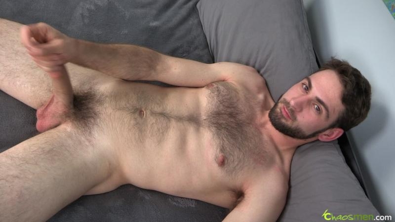 Sean Cody Judas Is A Buff Hunk With A Hairy Chest And An Impressively Huge Dick