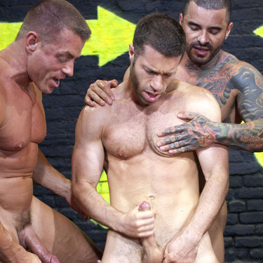 Alexsander, Blake, Tyler and gang - Hot House photo gallery
