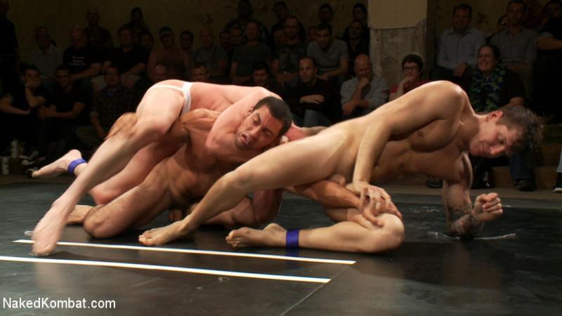 Naked men kombat
