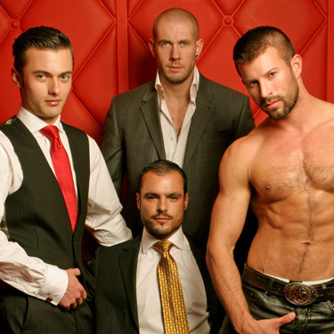 5-man Orgy - Men at Play photo gallery