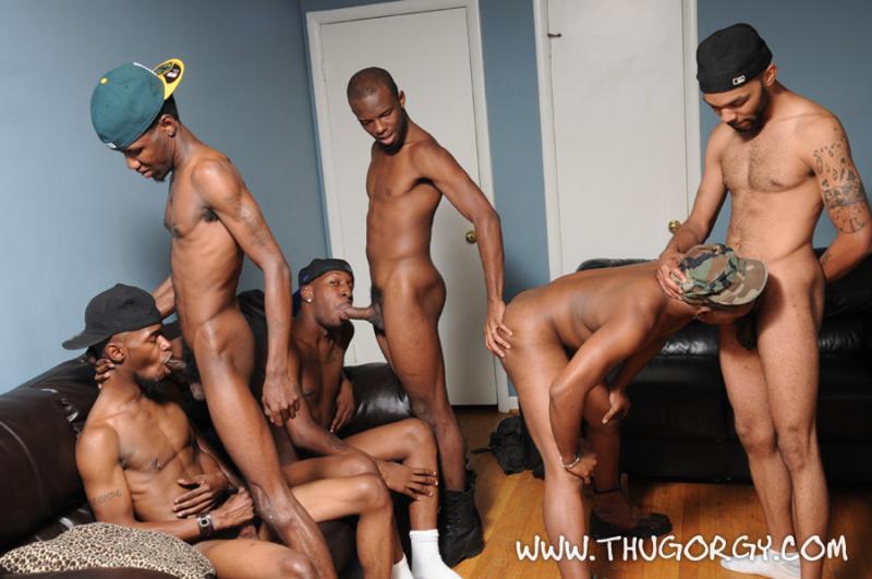 Free Thug Orgy
