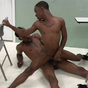 Brenden cage and troy collins cocksure men bananaguide