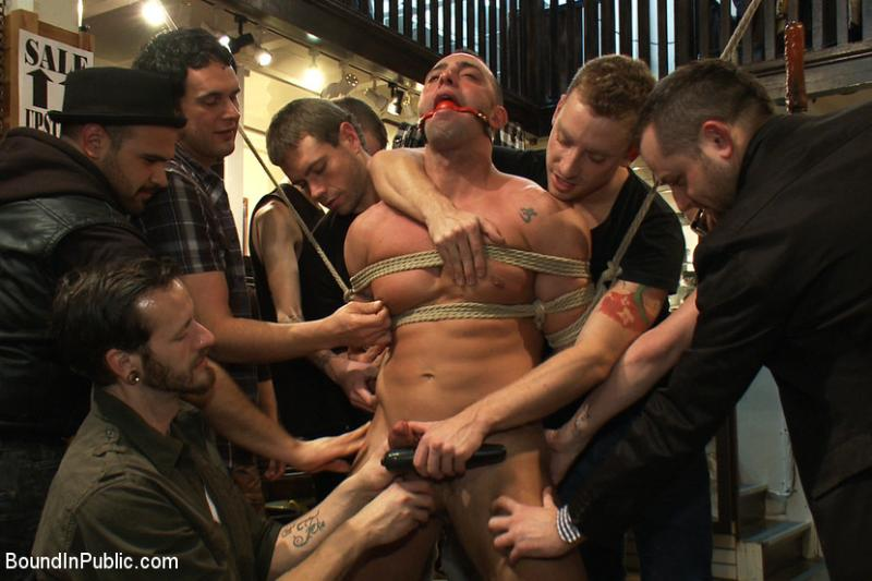 Boyz bound and fucked - 2 part 9