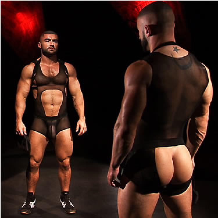 Francois Sagat and Casey Williams - Titan Men photo gallery