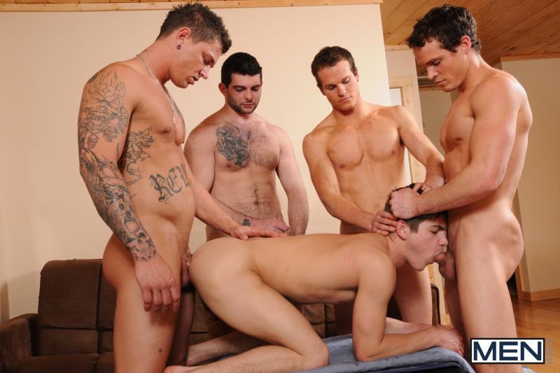 Gay men pics gangbang photo