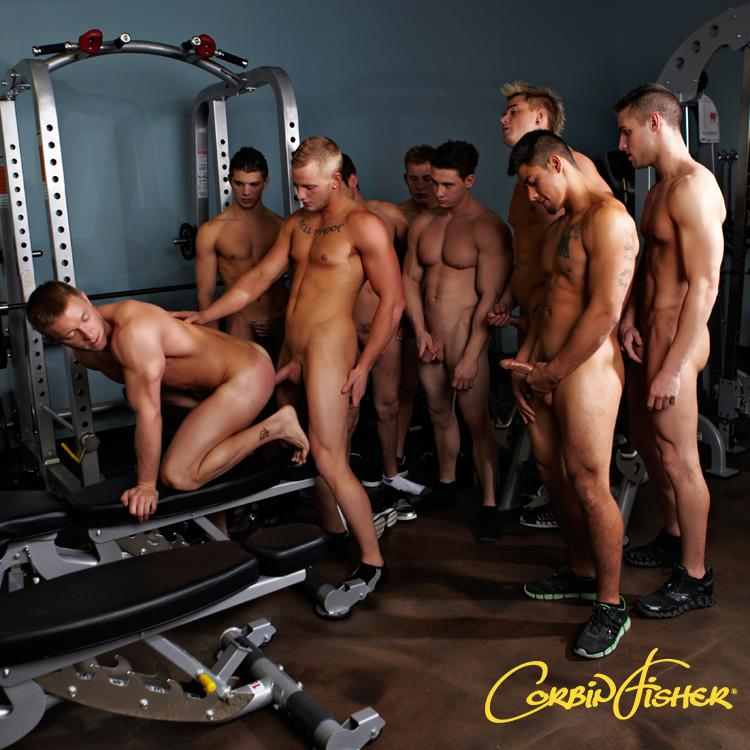 Weekend muscle orgy — photo 3