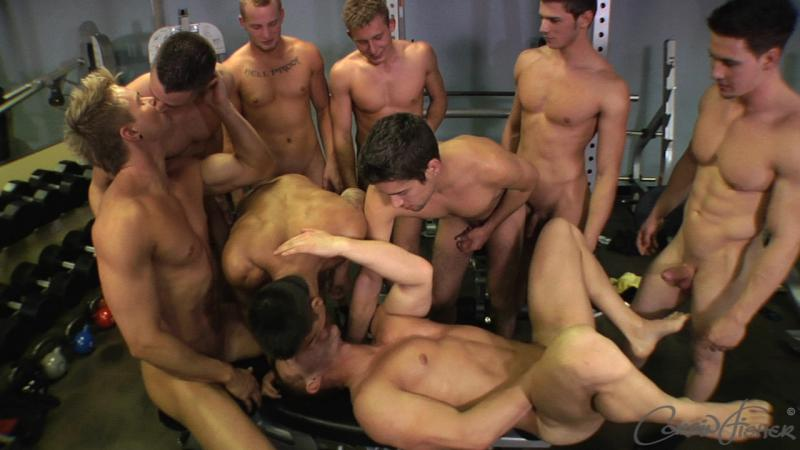 Corbin Fisher Orgy