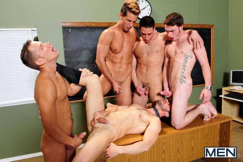 Гей Порно В Школе
