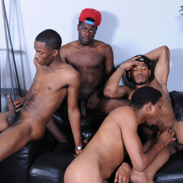 orgy gay video