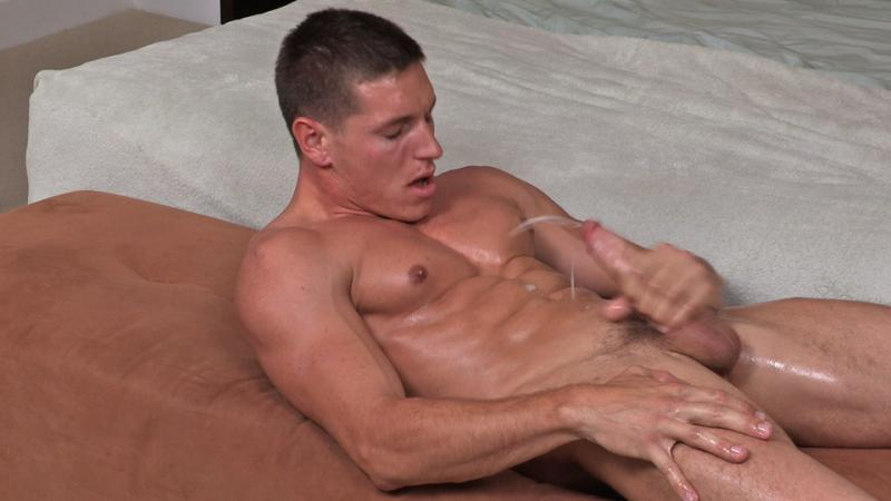 Long male masturbation cumshots