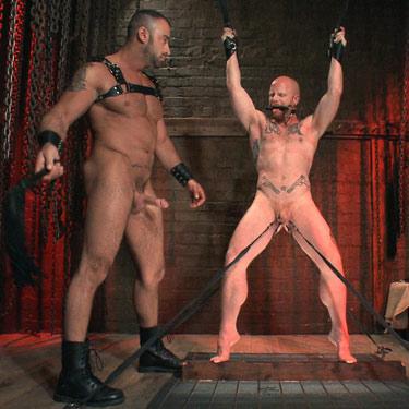 Bound gods gay porn