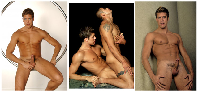 American Porn Star With Derek Lang Tag Eriksson Jason Adonis Full Picture Gay Porn Photo