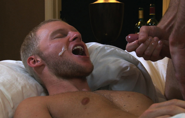 Zane Michaels facial