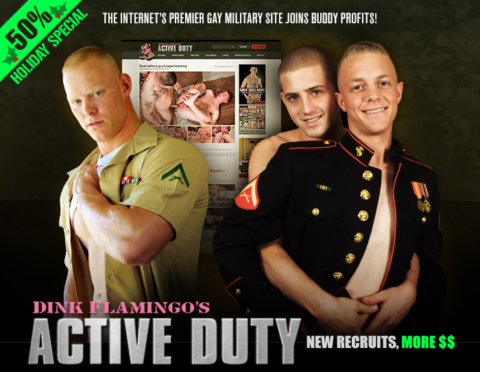 Active Duty on Sale