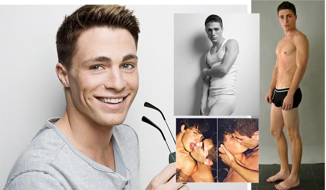 Colton Haynes Gay porno biela žena rúrky