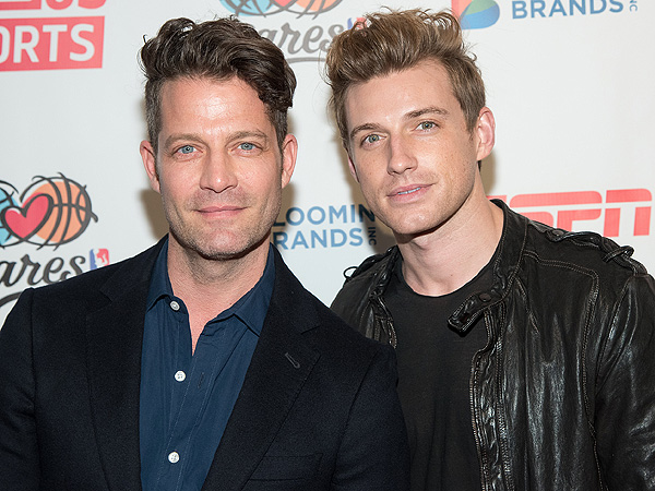 Nate Berkus and partner