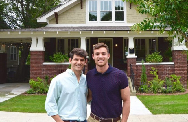 "HGTV's ""Down To The Studs"""