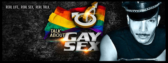 Talk About Gay Sex Podcast