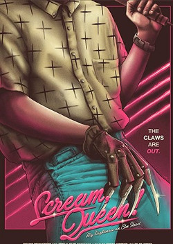 Scream, Queen! My Nightmare on Elm Street poster