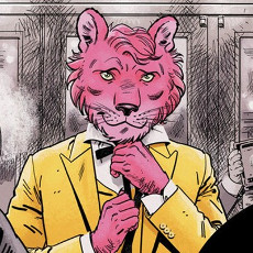 new Snagglepuss