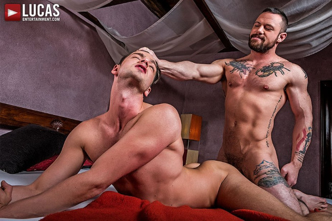 Sergeant Miles and Damon Heart - Raw - Lucas Entertainment