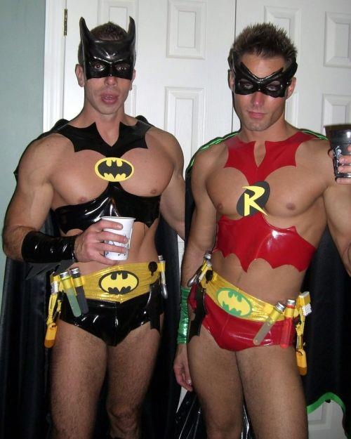 Super hero sex lives